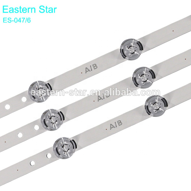 Computer Cables & Connectors Strict 30x Led Backlight For Lg Innotek Drt 3.0 32_a/b 6916l-1974a 1975a 32mb25vq Lv320due 32lf5800 Sung Wei 55vo E74739 59cm 6 Lamps 100% High Quality Materials