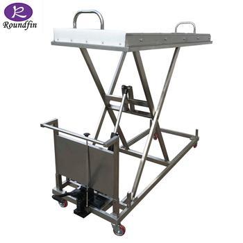 Mortuary Lifting Equipment