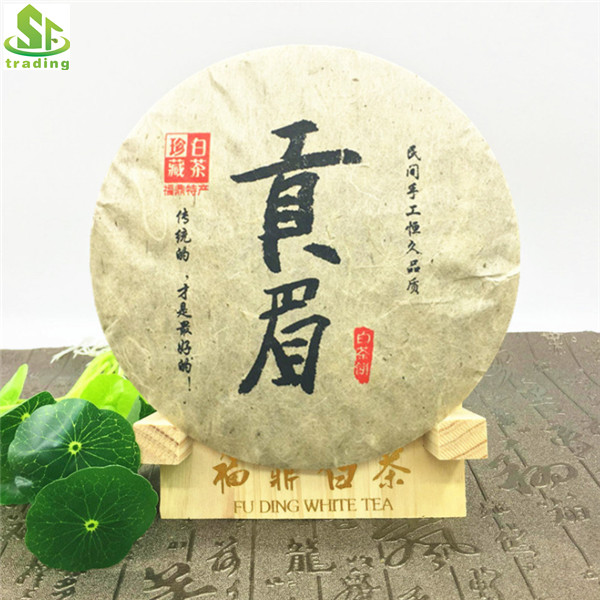 Fuding Gongmei white cake tea origin wholesale 17 years high mountain sun white tea 350g - 4uTea | 4uTea.com
