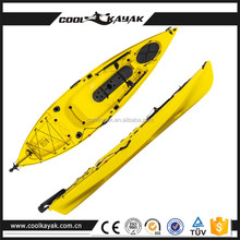 New no inflatable fishing kayak boat from Cool kayak canoe for hot sale