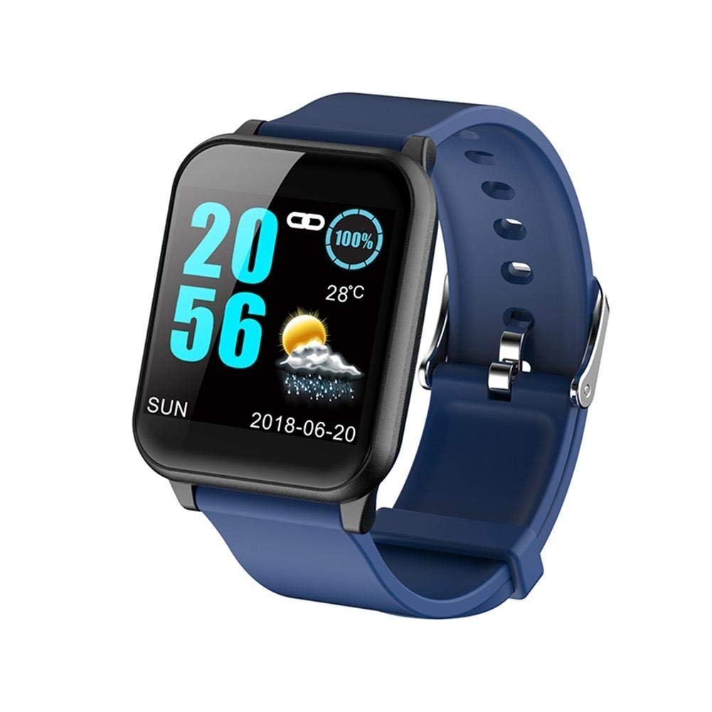 iBelly Smart Watch Smart Bracelet Sports Bracelet Z02 PPG Continuous Heart Rate Color Screen Bracelet Intelligent Sports Bracelet Waterproof Smart Watch