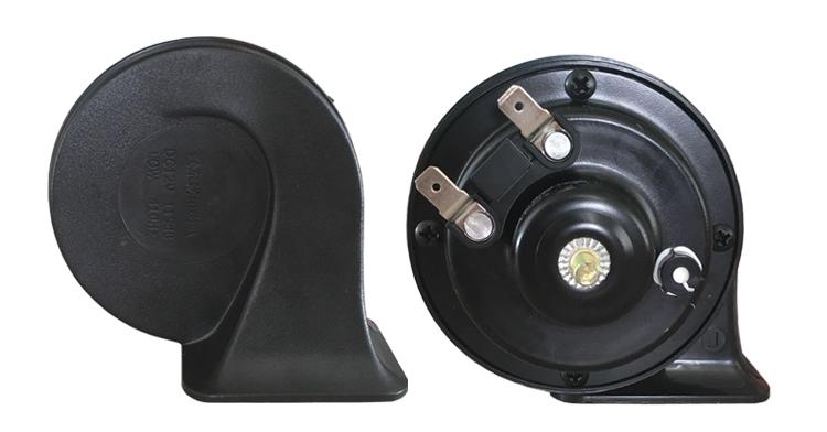 Alta frecuencia alta Powerfound sonido 12 V resistente al agua coche cuerno BSOECH marca Taxi cuerno