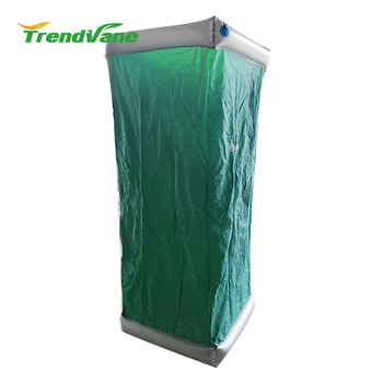 5d22d69f8a5 2018 new products portable heavy duty PVC inflatable outdoor camping shower  enclosure hangzhou