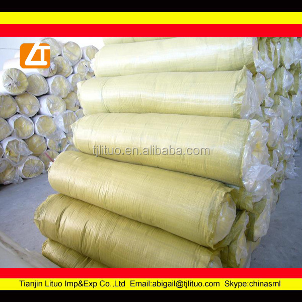 good price sound absorbing glass wool felt fiber glass wool insulation