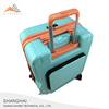 Custom Made Polycarbonate Carry-On Type Travel Luggage Bag
