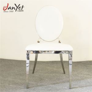 New Design Gold Steel Stainless Chair Hotel