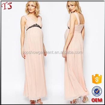 f70f51fbd Productos más vendidos ropa de maternidad formal vestidos para las mujeres  embarazadas