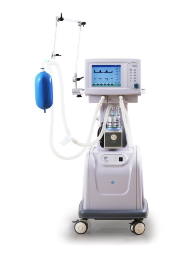 Adult and Pediatric Medical Ventilator with Cheap Price, Model: UT-3020B