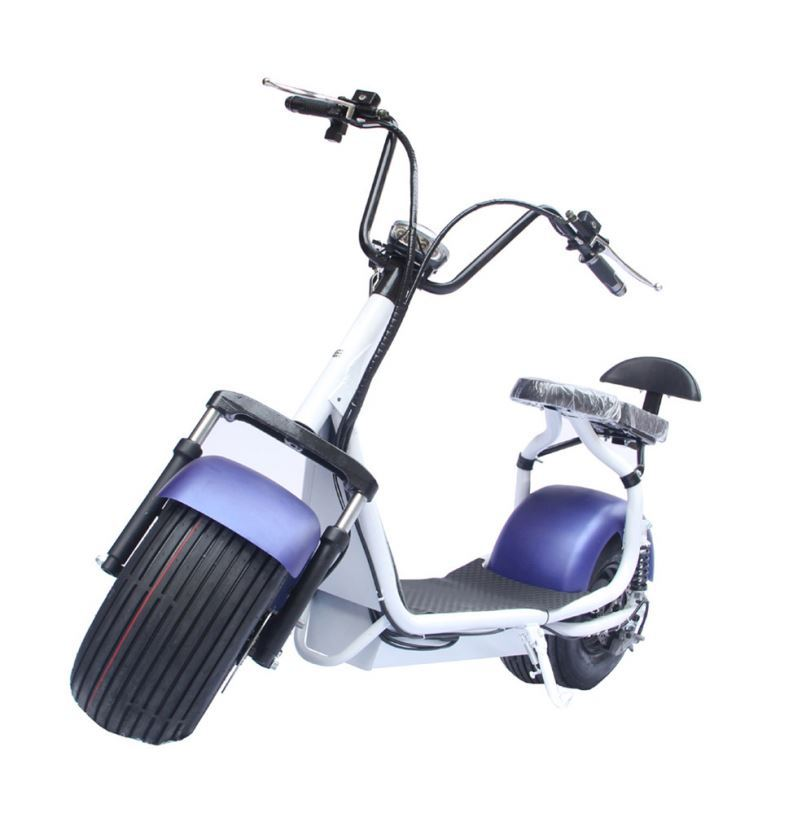 New Arriver Mag <strong>city</strong> scooter 80km range High power 60V 800W lithium battery Citycoco Two Wheel electric motorcycle