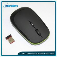 2.4g 10m usb driver wireless usb mouse , H0T017 , wholesale new ultra thin 2.4g wireless mouse super slim 2.4g optical mouse