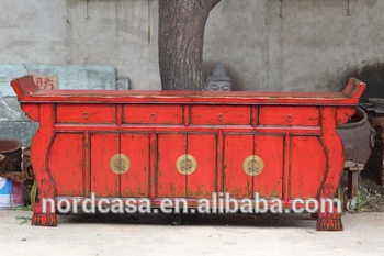 Antique Oriental Style Chinese Asian Furniture