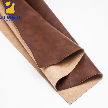 B grade low price imitation leather fabric bonded leather