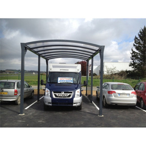 Durable inflatable carport garage for car shed