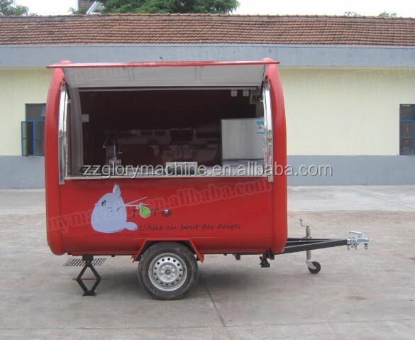 Casse Glace Food Truck