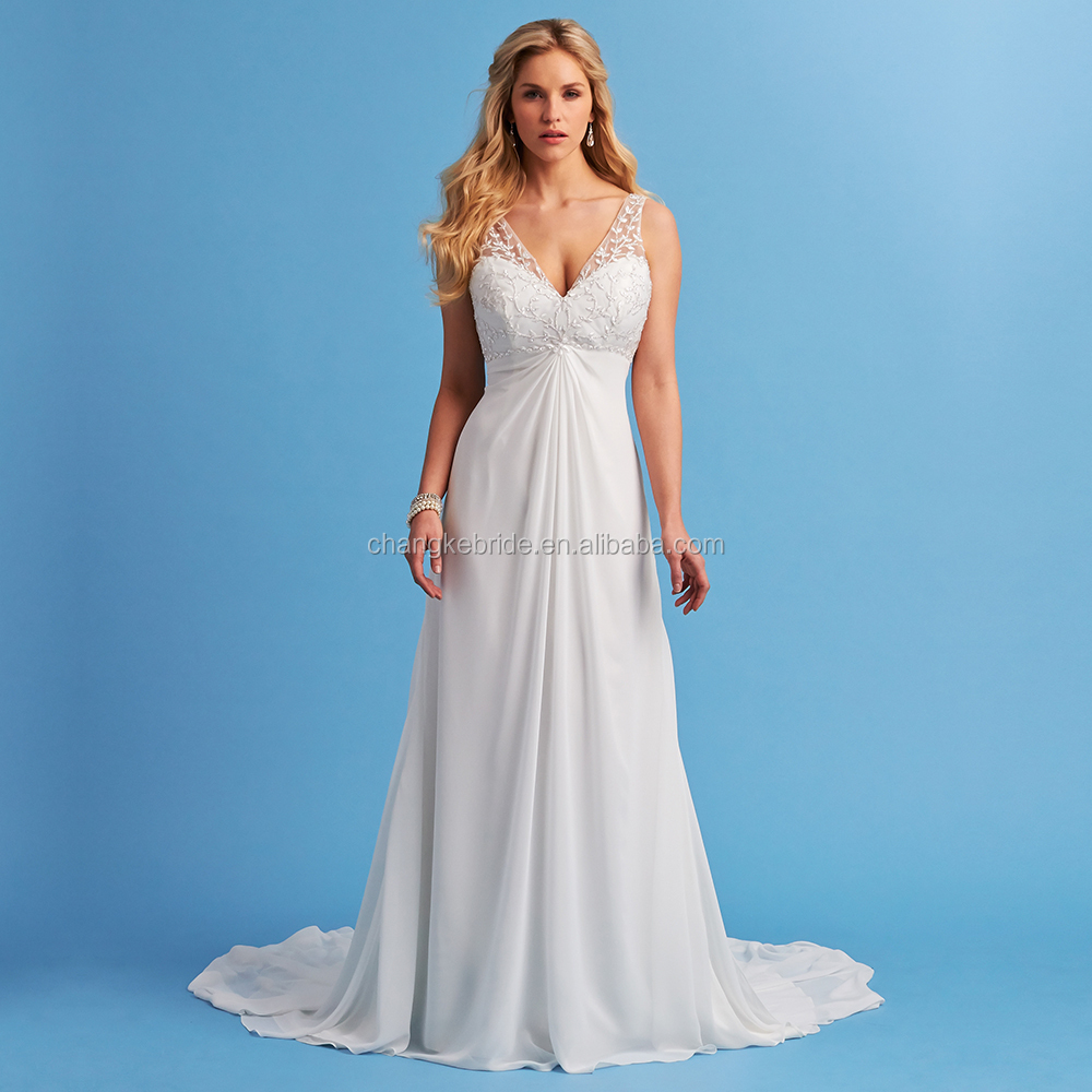 Empire Wedding Dress Bridal Gown, Empire Wedding Dress Bridal Gown ...