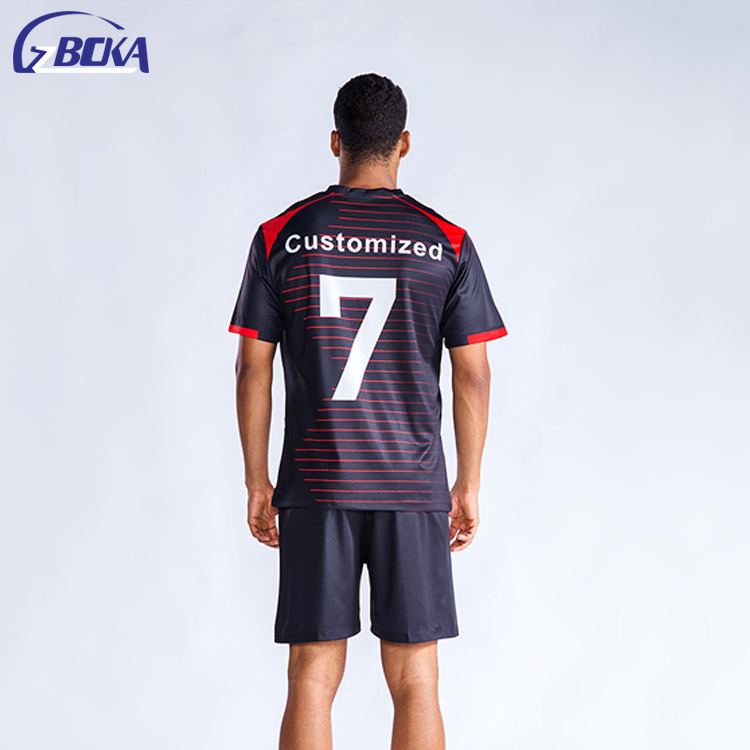 dd4c45bfe 2018 New design sublimation usa soccer jersey uniformes de futbol soccer