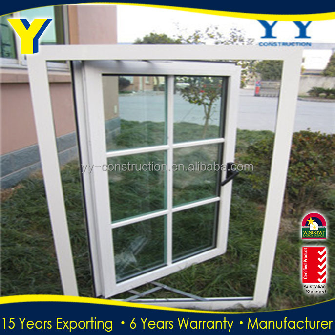 New Design Aluminum Windows Screen Frame French Window Grills ...