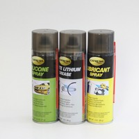 Silicone Lubricant Spray Waterproofs Lubricate Sell To USA