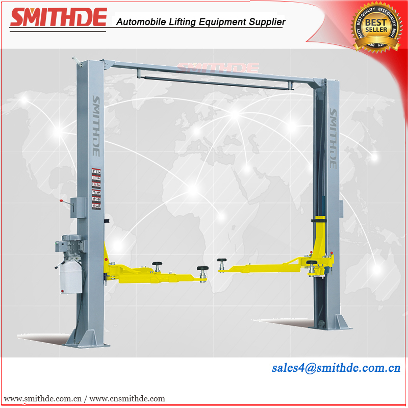 2017 Alibaba Smithde SMD40PRO Outdoor Auto Lift/Car Lifts Equipment for auto service center 4T capacity with CE