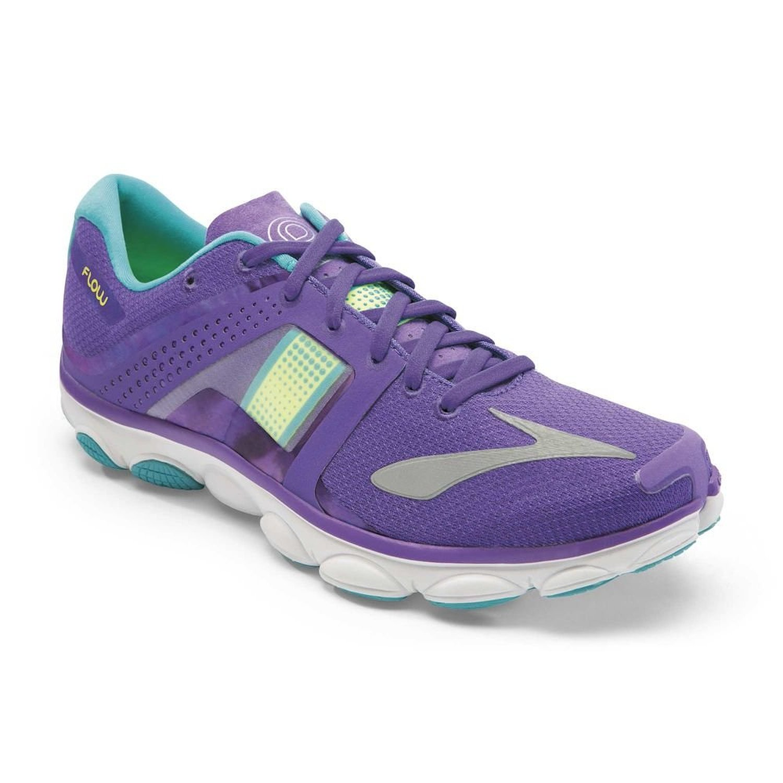 91ce81550bd Buy Brooks PureFlow 4 Womens Running Shoes 120180-1B-404 Size 10 B ...