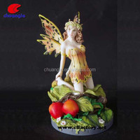 Resin customized religious decoration/figurine mother's day gift for souvenirs