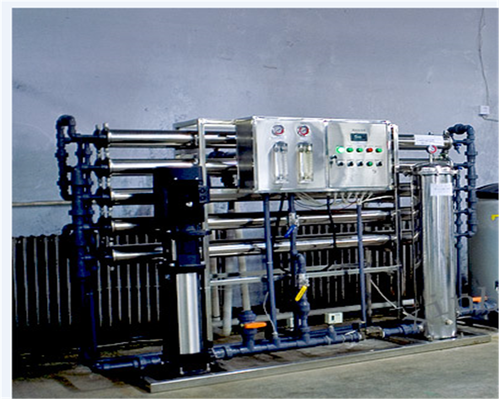 Full control Small Deionized Water Treatment Plant for Lab
