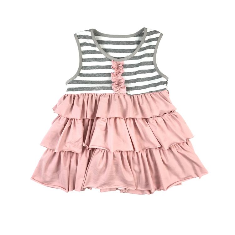 82f3abda1 Venta al por mayor vestidos para bebes rosados-Compre online los ...