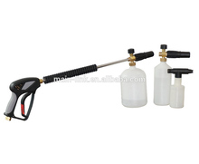 Foam Wash Gun, High Pressure Washer 1L Snow Foam Lance Bottle
