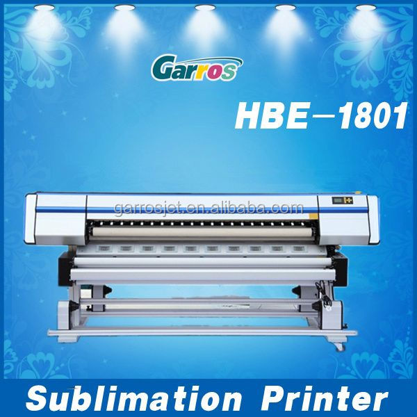Large Format 8 Colors Printing Wide Format Dye Sublimation Printer