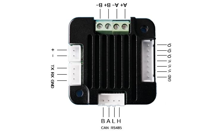 PLC לתכנות מים ניתוח Microliter מזרק נהג משאבת OEM
