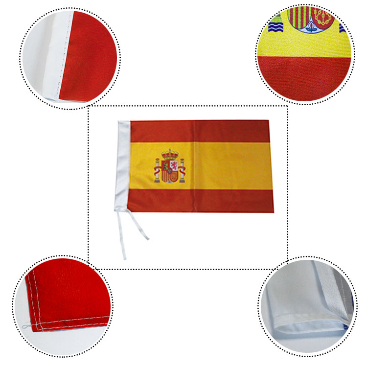 3x5 ft cheap custom flag full color printed polyester wholesale all country flag National flags