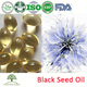 ISO MSDS Certification Black Seed Oil Nigella Sativa Oil Softgel Capsule