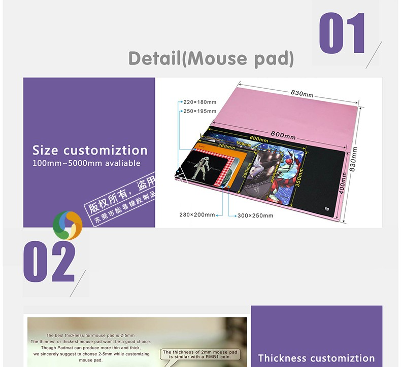 Mouse pad bracelet cartoon cute chest anime beauty silicone mouse pad stereo 3D big chest hip bracelet pad