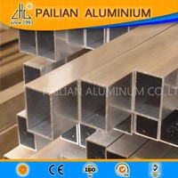 Buy 100x100 white square square hollow pipe in China on Alibaba.com