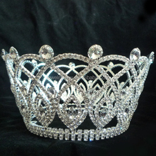 ingrosso anelli a forma di <span class=keywords><strong>corona</strong></span> tiara <span class=keywords><strong>mini</strong></span> tiara corteo tiara <span class=keywords><strong>corona</strong></span>