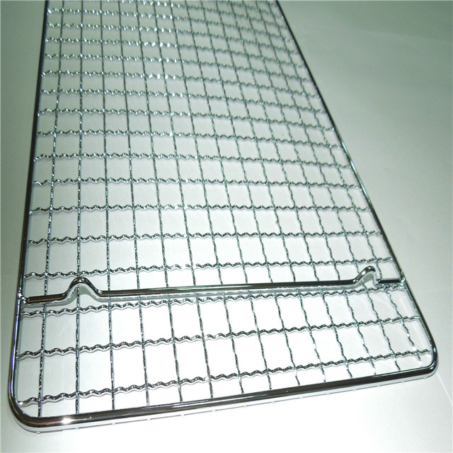 Bbq Grill Wire Mesh Net,Roast Fish Meat Bbq Mesh,Toast Mesh - Buy ...