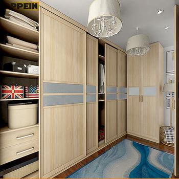 Diseño Moderno Muebles De Dormitorio De Madera Melamina Puerta ...