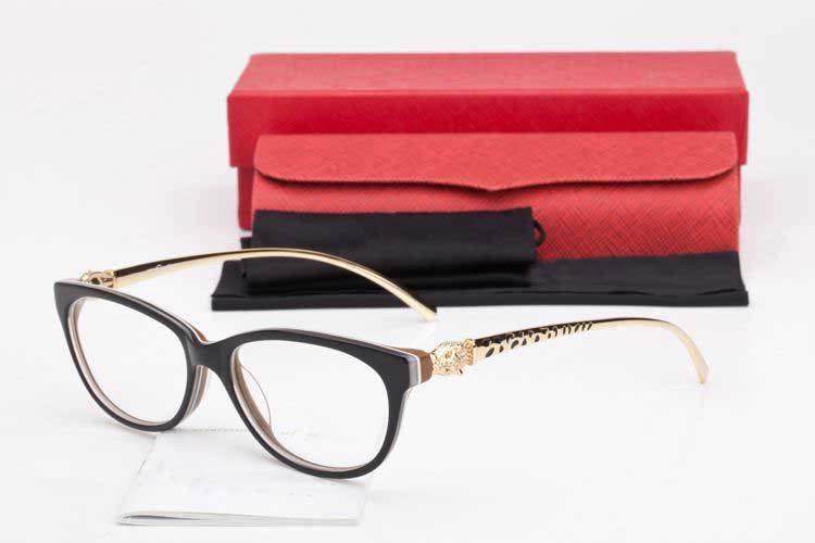 Buy Fashion Brand Cat Eye Women's Glasses Frames Designer ...