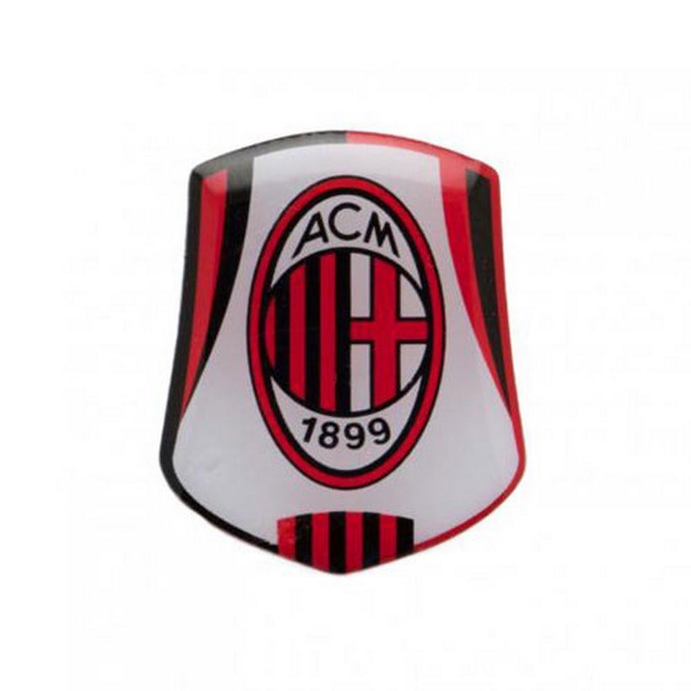 f85007f7d ... FC soccer club logo. Get Quotations · AC Milan Logo Pin