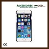 2016 Aliexpress hottest selling wooden case for iphone 7/7 plus,solid wood phone case for iphone 7 real wood