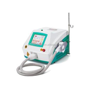High Power professional laser genesis hair removal