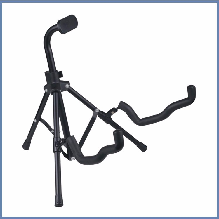 ultimate support a frame style lighted guitar foot stand w locking legs buy lighted guitar. Black Bedroom Furniture Sets. Home Design Ideas