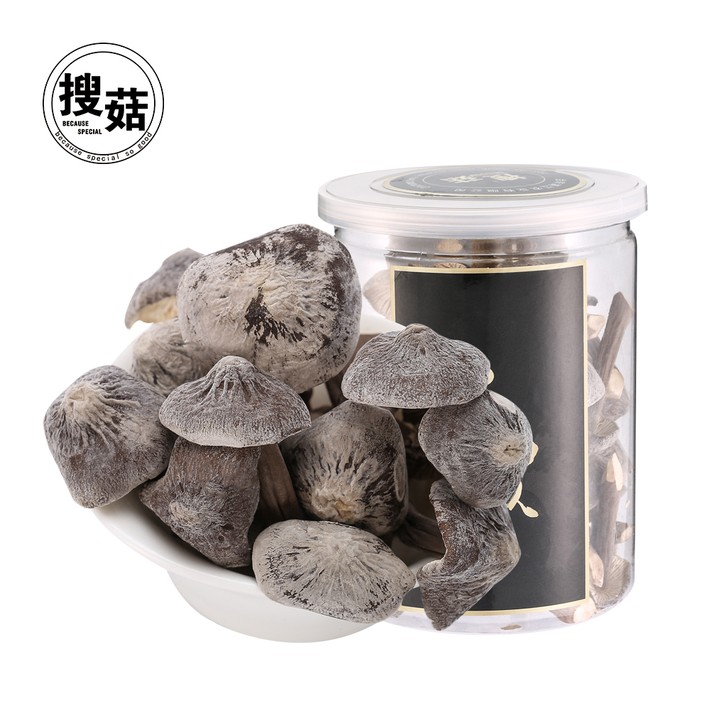HACCP and Kosher certificate canned mushroom Freeze Dried Collybia Albuminosa mushroom canned mushroom
