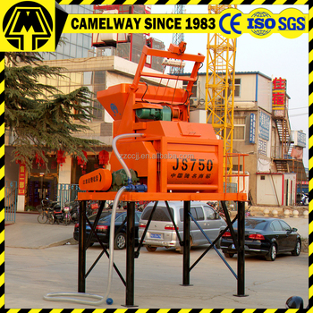 concrete mixing machine for sale