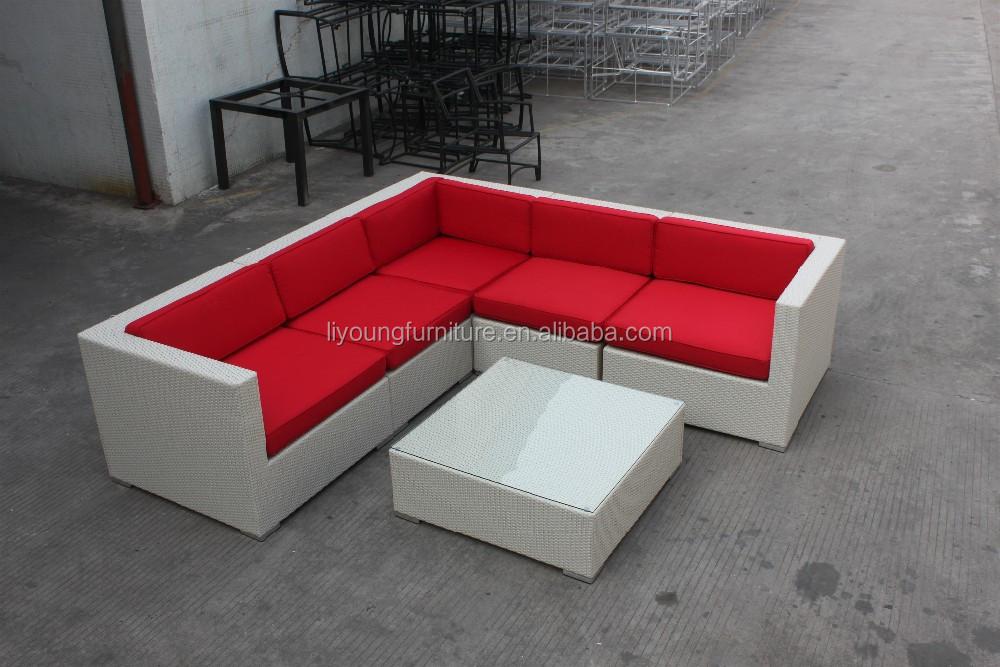 pas estilo sof seccional barato en forma de l sof