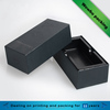 black paper mobile phone unlock box / cell phone packaging box