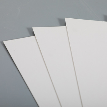 Single Side White Coated Duplex board with grey back and white back