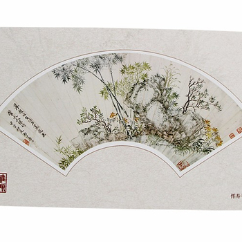 Stock!! Chinese Scenery Elegant Full Color Post Card