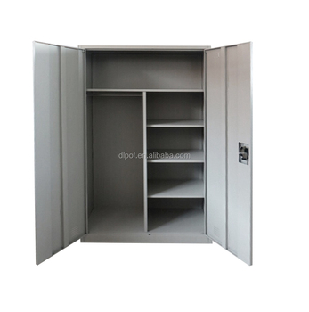 Dl S1 Factory Whole 0 7 Mm Rej Steel Almirah Iron Cupboard View Larger Image