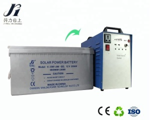 12V 200Ah deep cycle lead acid VRLA gel solar Battery